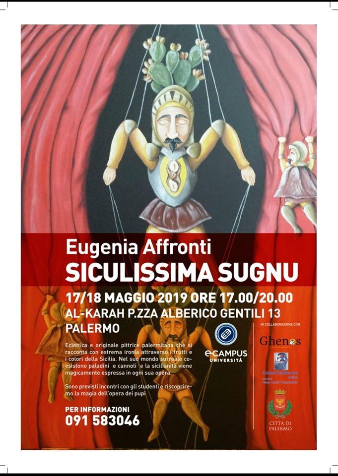 Evento palermo arte sicilia